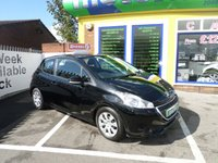 USED 2012 62 PEUGEOT 208 1.4 ACCESS PLUS HDI 3d 68 BHP DIESEL.. LOW MILEAGE.. JUST ARRIVED