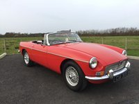 USED 1969 MG MGB ROADSTER
