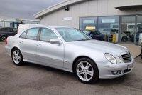 2006 MERCEDES-BENZ E CLASS 3.0 E320 CDI AVANTGARDE 4d AUTO 222 BHP £5695.00