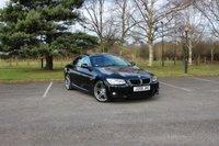 2012 BMW 3 SERIES 2.0 320D M SPORT 2d AUTO 181 BHP £14980.00