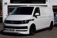 USED 2016 16 VOLKSWAGEN TRANSPORTER T6 SPORT X 2.0 TDI BMT LWB PANEL VAN SPORTLINE PK ** NOW SOLD BUT OTHERS AVAILABLE - CALL US FOR MORE INFORMATION **