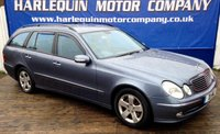 USED 2004 04 MERCEDES-BENZ E CLASS 3.2 E320 CDI AVANTGARDE 5d AUTO 204 BHP YES UP ON THE MILES BUT THIS ESTATE CAR  MUST BE SEEN AS CONDITION STUNNING,EXTRAS INCLUDE AIR CONDITIONED AIR BLOWN SEATS,FULL LEATHER,ALLOYS