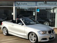 2009 BMW 1 SERIES 125I 3.0 M SPORT 2d 215 BHP £9995.00