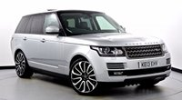 USED 2013 13 LAND ROVER RANGE ROVER 3.0 TD V6 Vogue 5dr (start/stop) **Pan Roof, Deployable Steps**
