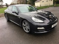 USED 2011 61 PORSCHE PANAMERA 3.0 D V6 TIPTRONIC 5d AUTO 250 BHP TOP SPEC CAR WITH EVERY EXTRA LOW MILES FSH TURBO 2 ALLOYS