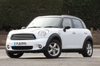 USED 2011 11 MINI COUNTRYMAN 1.6 COOPER 5d 122 BHP Excellent Condition