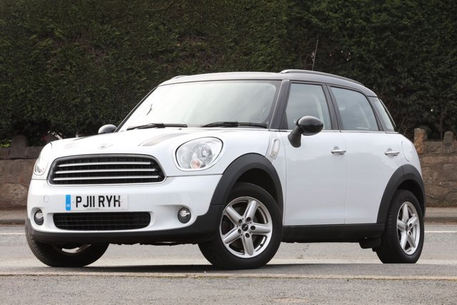 2011 11 MINI COUNTRYMAN 1.6 COOPER 5d 122 BHP