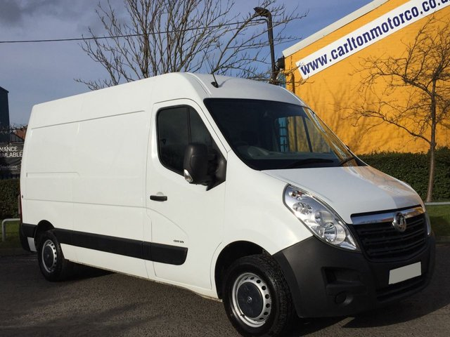 2012 62 VAUXHALL MOVANO F3500 L2H2 CDTI [ MOBILE WORKSHOP+12/24v  ELECTRIC ] Low Mileage FREE UK DELIVERY