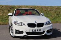 2016 BMW 2 SERIES 1.5 218I M SPORT 2d 134 BHP £22950.00