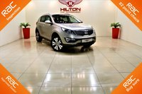 USED 2012 62 KIA SPORTAGE 1.7 CRDI 3 5d 114 BHP 1 OWNER ONLY WITH SERVICE /HISTORY
