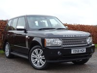 USED 2008 58 LAND ROVER RANGE ROVER 3.6 TDV8 VOGUE 5d **£12365 WORTH OF FACTORY FITTED EXTRAS**