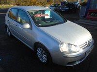 2008 VOLKSWAGEN GOLF 1.9 S TDI 5d 103 BHP £2850.00