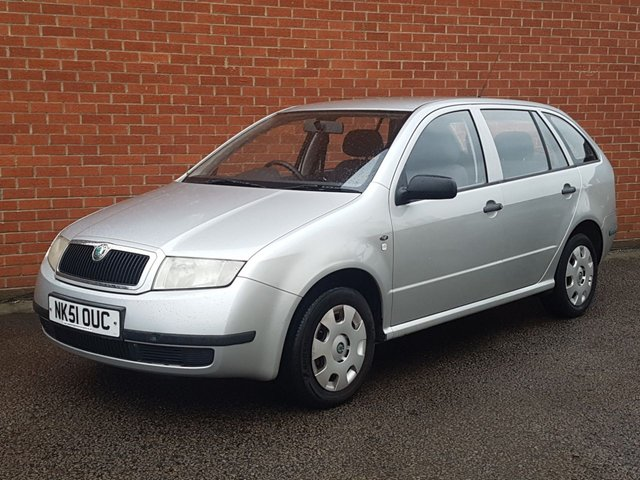 2001 51 SKODA FABIA 1.4 CLASSIC 5 Door MEGA LOW GENUINE MILES