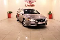 USED 2010 60 VOLVO V70 2.0 D3 R-DESIGN 5d 161 BHP + 1 PREV OWNER + FULL DEALER S/H + AIR CON + AUX + LEATHER SEATS