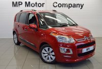 USED 2013 63 CITROEN C3 PICASSO 1.6 PICASSO EXCLUSIVE HDI 5d 91 BHP 1 OWNER,FCSH,£20y TAX