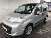 USED 2012 62 FIAT QUBO 1.2 MULTIJET MYLIFE 5d 95 BHP