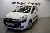 USED 2013 13 CITROEN BERLINGO MULTISPACE 1.6 HDI XTR 5d 91 BHP 1 OWNER, 26-000m CITROEN SH,AC. ALLOYS.