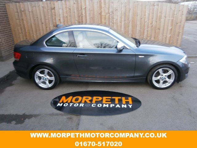 2013 62 BMW 1 SERIES 2.0 118D EXCLUSIVE EDITION 2d AUTO 141 BHP
