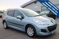USED 2010 10 PEUGEOT 207 1.6 HDI SW S 5d 90 BHP * LOW DEPOSIT OR NO DEPOSIT AVAILABLE  *
