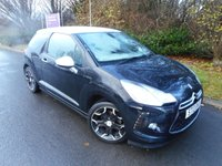 USED 2013 13 CITROEN DS3 1.6 E-HDI DSTYLE PLUS 3d 90 BHP * ZERO ROAD TAX! * VERY ECONOMICAL!*