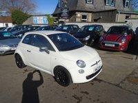 2012 FIAT 500 0.9 TWINAIR 3d 85 BHP £5000.00