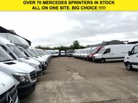 USED 2014 64 MERCEDES-BENZ SPRINTER 2.1 313 CDI LWB 1d 129 BHP PRICES START FROM £9990+VAT. FINANCE. WARRANTY. PX