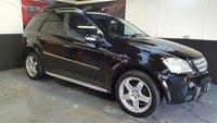 2008 MERCEDES-BENZ M CLASS 3.0 ML320 CDI SPORT 5d AUTO 222 BHP £11000.00