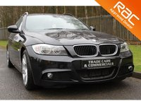 USED 2009 59 BMW 3 SERIES 2.0 318D M SPORT TOURING 5d AUTO 141 BHP A LOVELY EXAMPLE WITH LOW MILEAGE AND A FULL DEALER SERVICE HISTORY