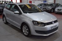 USED 2010 VOLKSWAGEN POLO 1.2 SE 3d 70 BHP A BEAUTIFUL EXAMPLE WITH LOW MILEAGE