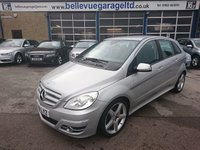USED 2009 59 MERCEDES-BENZ B CLASS 2.0 B200 CDI SPORT 5d AUTO 140 BHP LUXURY AUTOMATIC