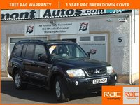 USED 2006 56 MITSUBISHI SHOGUN 3.2 ELEGANCE LWB DI-D 5d AUTO 159 BHP 7 seater, Full Leather , Sat Nav , 4x4 variable