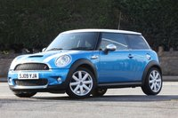 USED 2009 09 MINI HATCH COOPER 1.6 COOPER S 3d 172 BHP FSH - Stunning Condition