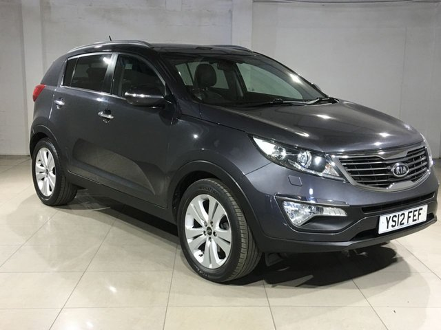 View our 2012 12 KIA SPORTAGE 1.7 CRDI 3 5d 114 BHP