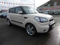 USED 2009 59 KIA SOUL 1.6 SHAKER 5d 125 BHP GOT A POOR CREDIT HISTORY * DON'T WORRY * WE CAN HELP * APPLY NOW *