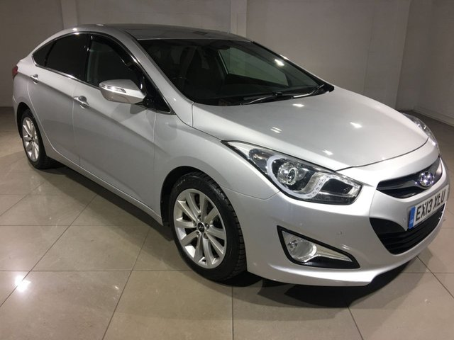 View our 2013 13 HYUNDAI I40 1.7 CRDI STYLE 4d AUTO 134 BHP