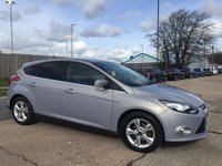 USED 2011 61 FORD FOCUS 1.6 ZETEC 5d 104 BHP