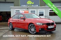 USED 2013 BMW 3 SERIES 2.0 320D M SPORT 181 BHP *FULL LEATHER INTERIOR* *FROM £199 MONTHLY*