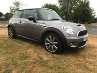 2008 MINI HATCH COOPER 1.6 COOPER S 68000 MILES FSH STUNNING EXAMPLE previously sold by ourselves £4995.00