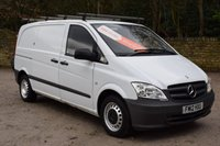 USED 2012 12 MERCEDES-BENZ VITO 2.1 113 CDI 1d 136 BHP