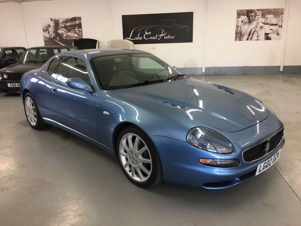2002 Maserati 3200 GT V8 £18,995