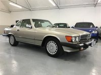 USED 1989 MERCEDES-BENZ SL 560 SL 560 V8 CONVERTIBLE