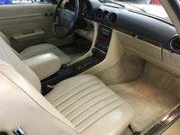 USED 1989 MERCEDES-BENZ SL 560 SL 560 V8 CONVERTIBLE