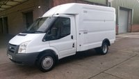 USED 2006 56 FORD TRANSIT 2.4 350 MWB 1d 100 BHP  XBT BOX WORK SHOP F/S/H \ FREE 12 MONTHS WARRANTY COVER ////