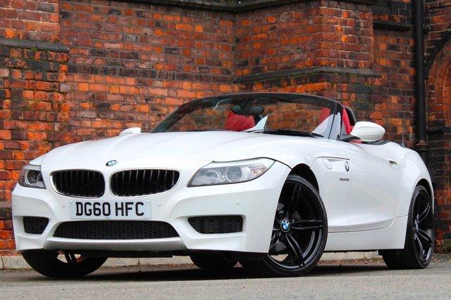 2010 60 BMW Z4 2.5 23i M Sport sDrive 2dr