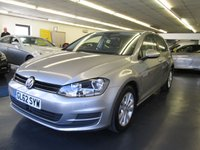 2013 VOLKSWAGEN GOLF 1.6 SE TDI BLUEMOTION TECHNOLOGY DSG 5d AUTO 103 BHP £SOLD