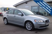 USED 2010 60 VOLVO S40 1.6 D DRIVE SE LUX 4d 109 BHP * LOW DEPOSIT OR NO DEPOSIT AVAILABLE *