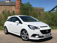 USED 2016 VAUXHALL CORSA 1.6 VXR 202 BHP VAT QUALIFYING TWIN SPORTS EXHAUST & RECAROS!