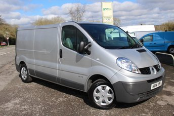 2014 RENAULT TRAFIC 2.0 LL29 DCI S/R P/V 1d 115 BHP £SOLD