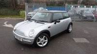 2004 MINI HATCH COOPER 1.6 COOPER 3d AUTO 114 BHP £3995.00