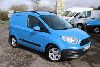 2016 FORD TRANSIT COURIER 1.0 TREND 1d 100 BHP £10495.00